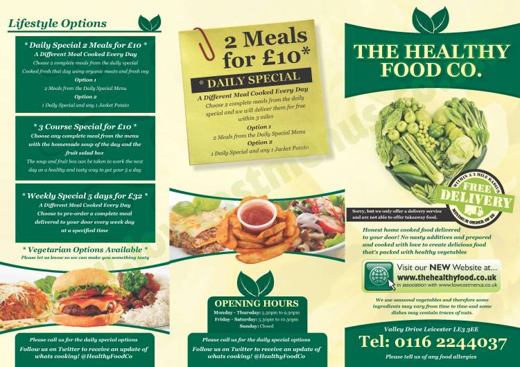 Organic Food Leicestershire