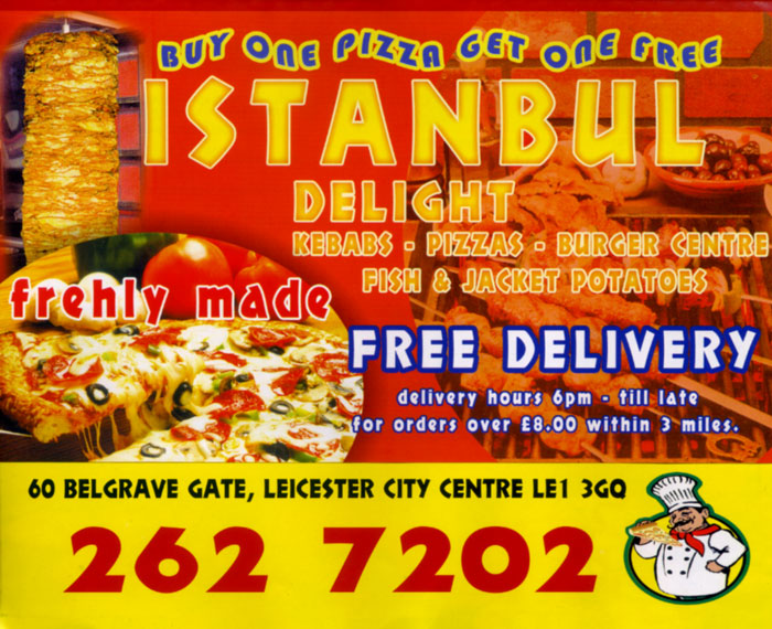 Istanbul Restaurant Leicester Co Uk