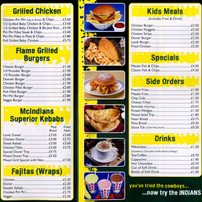 Mcindians indian restaurant on charles st leicester for Cuisine of india wigston